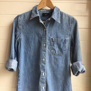 [GAP] Vintage Denim Shirt